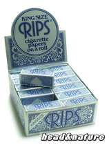 Rips Rolls blue kingsize - 24 x #0