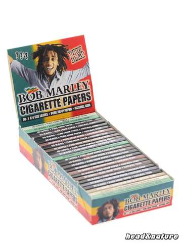 Bob Marley Standard Papers - 50 x