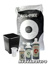 Bio-Bizz - Mantillo/Nutriente Kit - All-Mix #0
