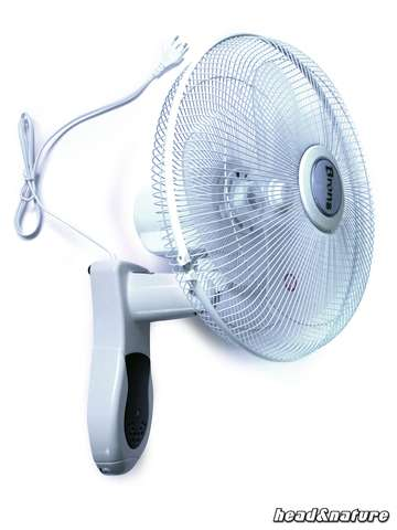 Ventilador de pared mando a distancia